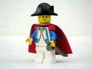 Napoleon Bonaparte by Andrew of Brothers Brick