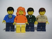Rilo Kiley by Andrew of Brothers Brick