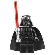 Darth Vader, official Star Wars LEGO character