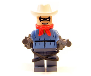 The Lone Ranger by Tyler Clites (www.flickr.com/photos/legohaulic)