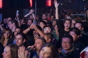 The crowd at Double Door during the second Red Bull Thre3style pre-qualifier.