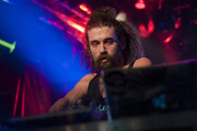 Gaslamp Killer plays the last headliner set at Double Door.