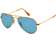 RB3044 Aviator by Ray-Ban | $150 | Shield your eyes from the sun in one of Ray-Ban's fun new colors.