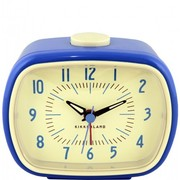 Kikkerland Retro Alarm Clock by Flight 001 | $20 | This travel alarm will ensure you never miss your wakeup call.