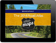 Road Atlas iPad App by Rand McNally | $9.99 | Digitize your atlas with this stylish and functional app you can use offline.
