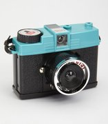 Lomography Mini Diana Camera by Fred Flare | $44.95 | Use 35mm film to capture vintage shots from this lightweight camera.