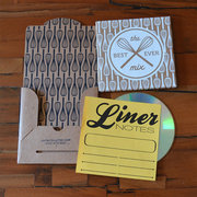 Mix CD Kit by perfectlaughter | $5 | All you need for a DIY mix including blank CD, case, and liner notes list.