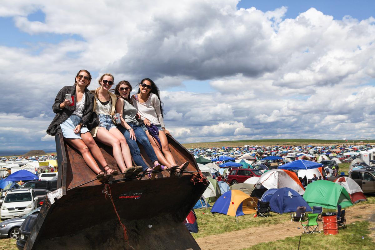 Sasquatch festival 2018