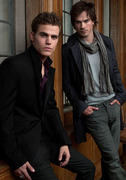 DAMON & STEFAN SALVATORE (2009)