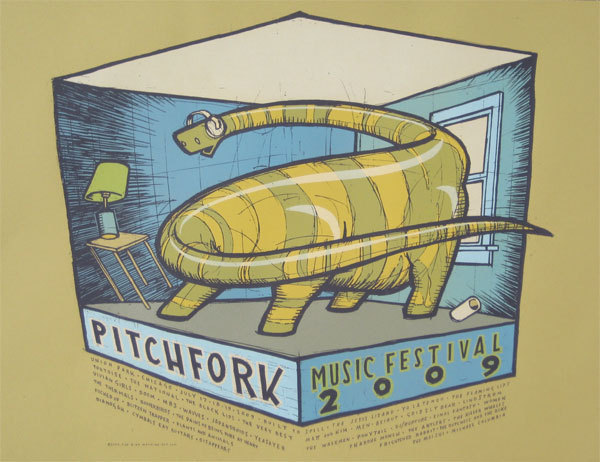 Art on the Road: Summer Festival Posters From Years Past