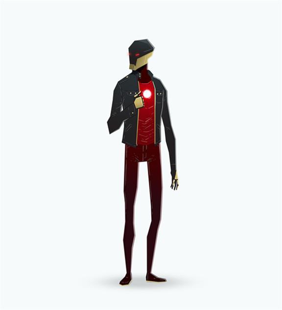 super-rockers ironman