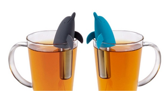 tea-infusers dolphin