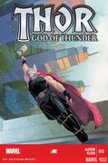 <i>Thor: God of Thunder #12</i>, Esad Ribic