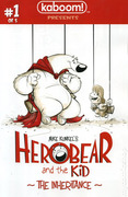 <i>Herobear and the Kid: The Inheritance #1</i>, Mike Kunkel