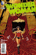 <i>Wonder Woman #23</i>, Cliff Chiang