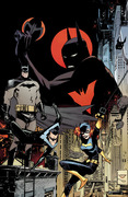 <i>Batman Beyond Universe #1</i>, Sean Murphy