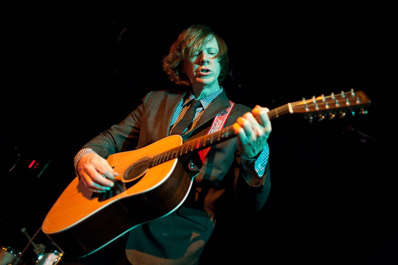 Thurston Moore, Kurt Vile Photos - Wash., D.C.