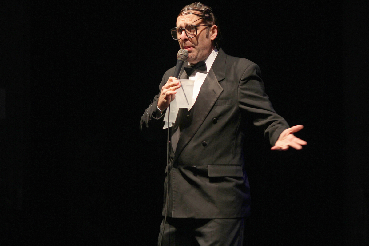 Tim and Eric, Neil Hamburger Photos - Columbus, Ohio