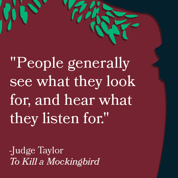 To Kill a Mockingbird Quotations