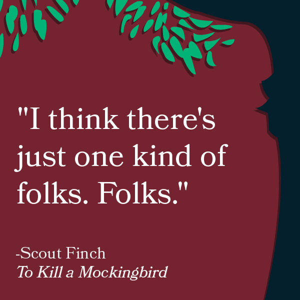 the role of scout finch in harper lees to kill a mockingbird The much-hyped second novel of harper lee carole and pippa are given starring roles in it is a far cry from the beloved atticus finch of to kill a mockingbird.