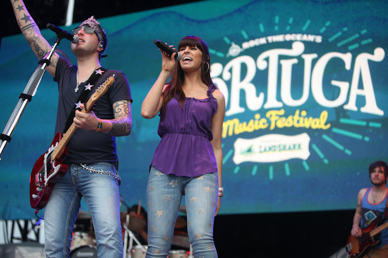 Photos: Rock the Ocean's Tortuga Music Festival 2013 - Fort Lauderdale, Fla.