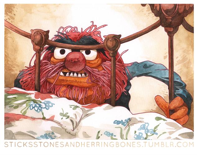 twin-peaks-muppets tumblr-n7ccpgojzg1qmskf5o7-1280