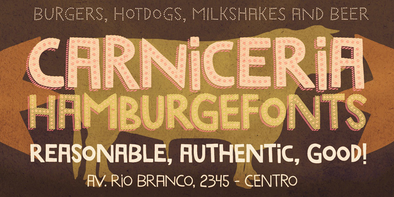 30 of the Best Designed Font Galleries