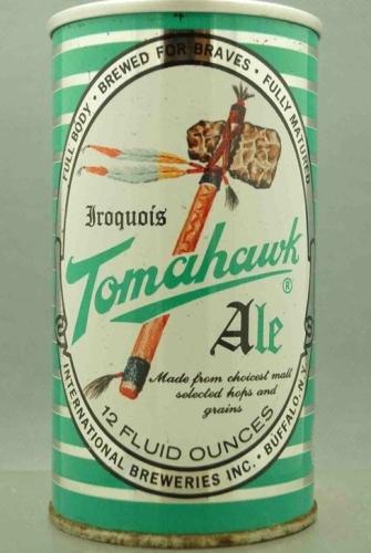 vintagebeer tomahawk
