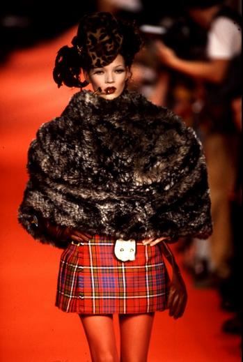 Vivienne Westwood Designs Muppet Wedding Gown Design