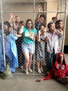 Caged walkers