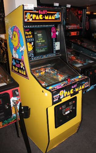 9 Weird Arcade Iterations Of Pac Man Games Galleries