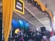 One of our most anticipated sets of the weekend, the incredible Little Dragon. They didn't disappoint.