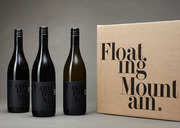 Floating Mountain Wine | New Zealand | Design: Concrete Creative