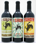 Trinchero Family Estates | The Show | California | Design: Hatch Show Print