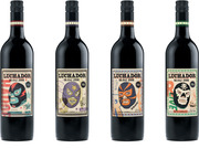 Luchador Winery | California | Design: Morning Breath