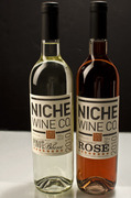 Niche Wine Co. | British Columbia | Design:  Topshelf Creative & Geoff Vreeken