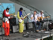 Workshop with Bombino and The Harpoonist and the Axe Murderer