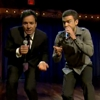 "Watch Jimmy Fallon and Justin Timberlake's ""History of Rap 3"""