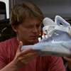 Self-Lacing <i>Back to the Future</i> Shoes Coming From Nike?