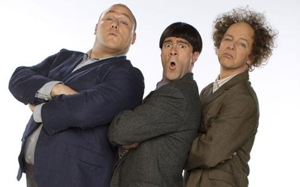 First Image From <i>The Three Stooges</i> Film Revealed