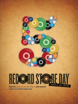 Record Store Day Announces 2012 Release List
