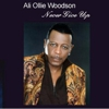 Ali-Ollie Woodson of The Temptations: 1951-2010