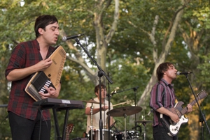 "Listen to Grizzly Bear Cover Hot Chip's ""Boy from School"""