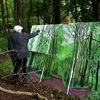 Pop Artist David Hockney Takes His Work to the iPad