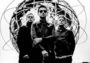 Depeche Mode tours, gets iTunes Pass treatment