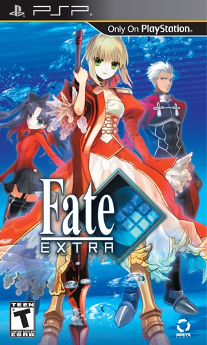 <em>Fate/Extra</em> Review (PSP)