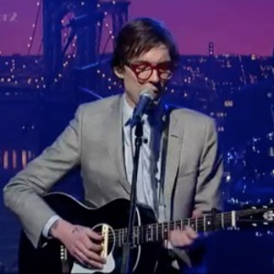 Watch Justin Townes Earle Play &#8220;Look the Other Way&#8221; on &lt;i&gt;Letterman&lt;/i&gt;