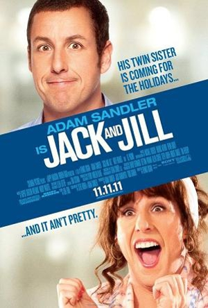 Adam Sandler's &lt;i&gt;Jack and Jill&lt;/i&gt;: Worst Film of the Year?