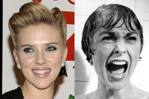 Scarlett Johansson to Play Janet Leigh in <i>Making of Psycho</i>