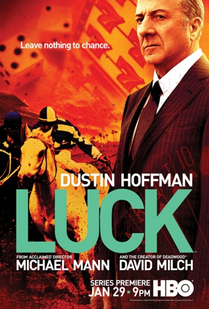 Watch the Trailer For HBO's <i>Luck</i>